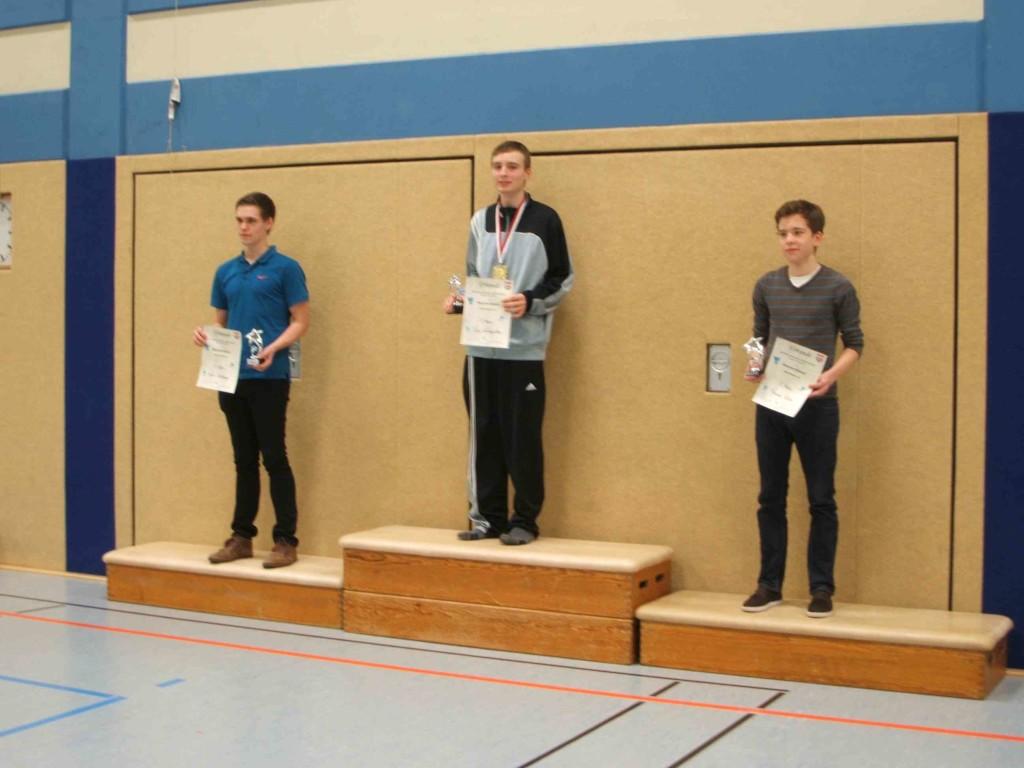 Badminton Timo Schlagmüller