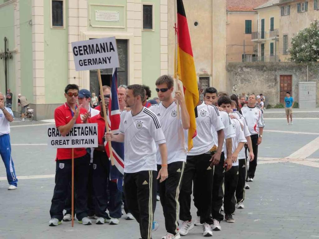 Blindenfußballnationalmannschaft