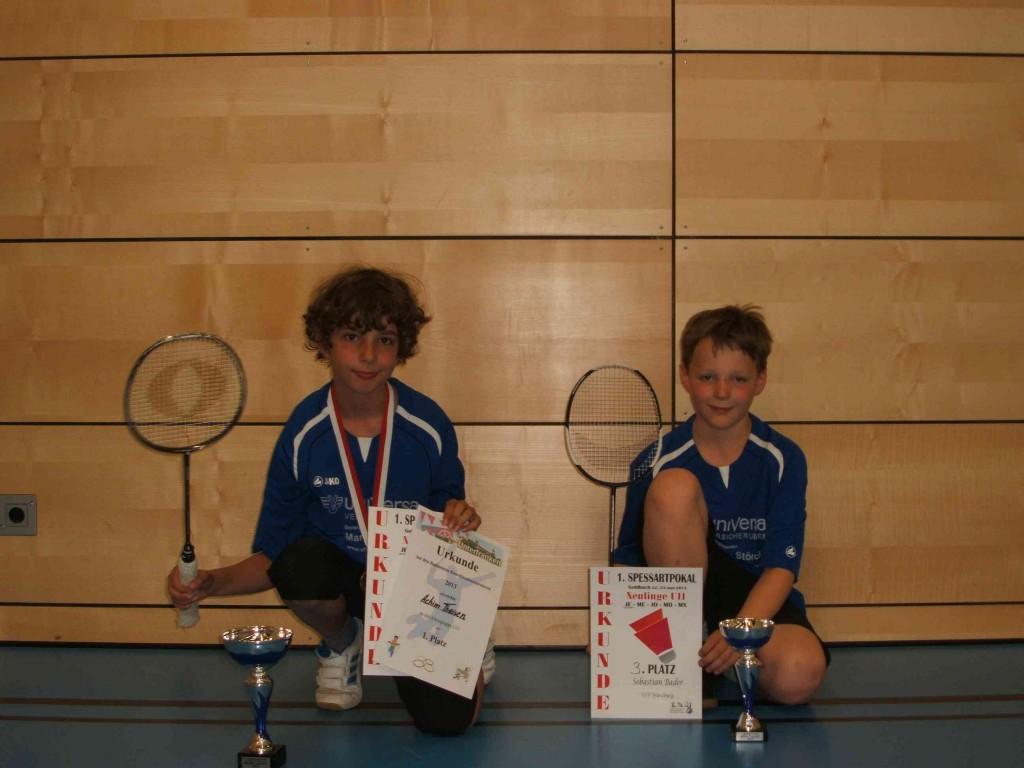 Badminton Spessartpokal